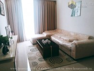 Thao Dien Pearl 2 beds apartment with full furnished for rent