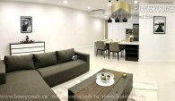 Modern style 3 bedrooms apartment for rent in The Estella Heights