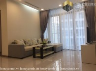 Pleasing apartment with 2 spacious bedrooms in Vinhome Central Park