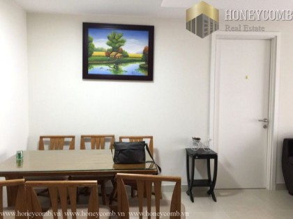 Substantial and adorable 2 beds apartment in Masteri Thao Dien District 2