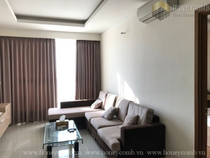 Highly-elegant and luxurious 2 bedrooms apartment in Thao Dien Pearl for rent
