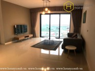 Two beds apartment modern style in The Estella Heights for rent