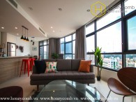 Delightful and enchanting 3 bedrooms apartment in City Garden