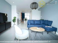 Beautiful 3 bedroom apatment in City Garden for rent
