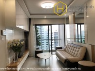 Modern style with 2 bedroom apartment in New City Thu Thiem