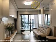 Phong cách hiện đại với căn hộ 2 phòng ngủ tại New City Thủ Thiêm