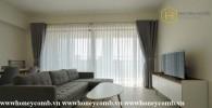 Nhìn tốt căn hộ 2 giường với thương hiệu mới ở Gateway Thảo Điền