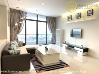 Substantial and adorable 2 bedrooms apartment in City Garden