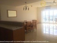 Convenient with 3 bedrooms apartment in River Garden for rent