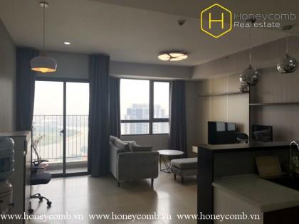 Nice decoration 2 bedroom apartment in Masteri Thao Dien