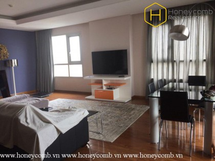 Good view with 3 bedrooms in Xi Riverview Palace for rent