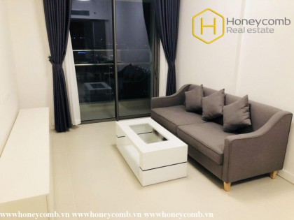 The GatewayThao Dien 1 bedroom apartment with nice view