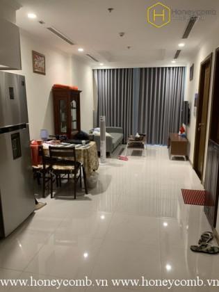 1 bedroom apartment in Vinhomes Central Park for rent