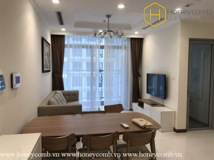 Luxury and Modern with 2 bedrooms apartment in Vinhomes Central Park