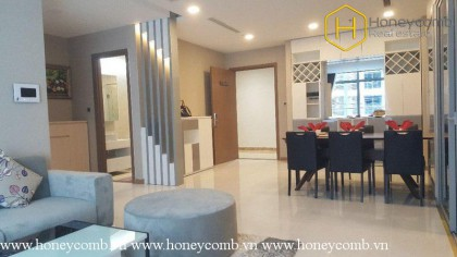 Great with 3 bedrooms apratment in Vinhomes Central Park for rent
