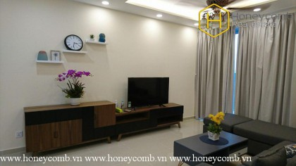 Simple style with 2 bedrooms apartment in Vista Verde for rent
