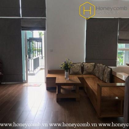 2 bedroom duplex apartment in Vista Verde for rent