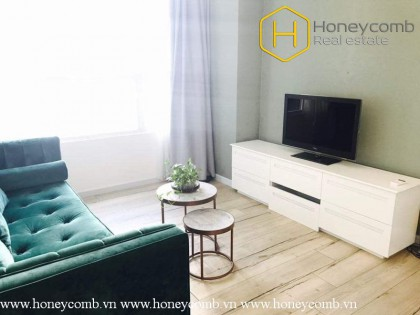 Luxury furniture with 2 bedrooms duplex apartment in Vista Verde