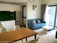 2 bedrooms apartment for rent in Masteri Thao Dien