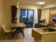 Masteri Thao Dien 2 bedrooms apartment for rent