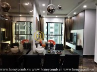 Great! 2 beds apartment river view in The Ascent for rent
