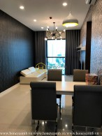 The Ascent Thao Dien 2-bedrooms apartment luxury design for rent