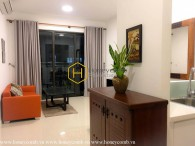 One beds apartment high floor in The Estella Heights for rent