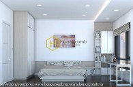 Two beds apartment luxury design in The Estella Heights for rent