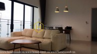 The Estella Heights apartment with high floor and modern style for rent