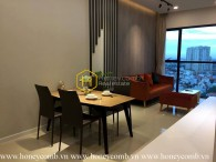 Two bedroom apartment high floor in The Ascent for rent