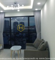 Fully furnished with 2-bed apartment in The Ascent Thao Dien