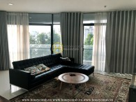 Nice view 2 bedroom apartment in City Garden