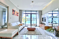 The 1 bedroom-apartment with gracious and high style from City Garden