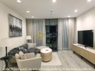 Splendid sunny apartment for lease in City Garden