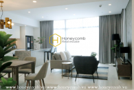 Sophistication in WHITE! The beautiful apartment in City Garden that everyone loves