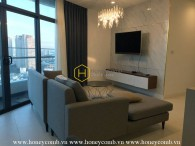 City Garden: This 2 bedroom apartment will bring you modern and convenient lifestyle