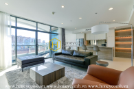 Khẳng định phong cách sống của bạn cùng với căn hộ tuyệt vời cho thuê này tại City Garden