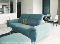 2 bedrooms apartment with beautiful decoration in City Garden