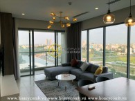 Stunning apartment in Diamond Island – Live the life you deserve!