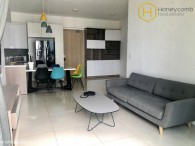 Good furnished 2 beds apartment in The Estella Heights for rent