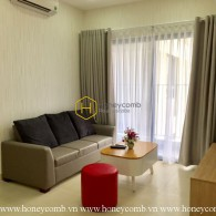 Cheap 2 bedrooms apartment for rent in the Masteri Thao Dien