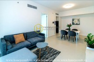 Modern & Stylish style apartment with airy city view in Gateway Thao Dien