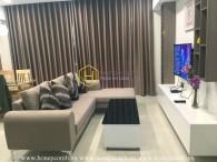 Nice spacious 3 bedrooms apartment in Masteri Thao Dien