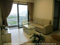 Masteri Thao Dien 2 beds apartment with city view for rent