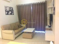 Lush contemporary 2-bedroom apartment in Masteri Thao Dien for rent