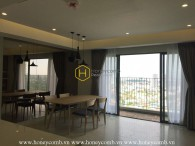 Good view 3 bedroom apartment in Masteri Thao Dien for rent