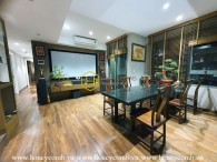Saigonese lifestyle – Impressive design compound apartment in Masteri Thao Dien