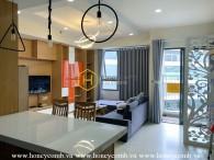 Smart design & Youthful furniture apartment in Masteri Thao Dien