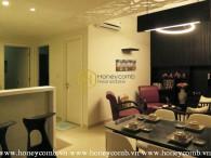 2 bedroom apartment for rent in Masteri Thao Dien, low floor
