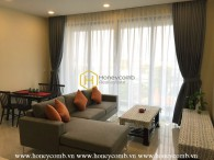 The Nassim Thao Dien 2 bedroom apartment with nice view